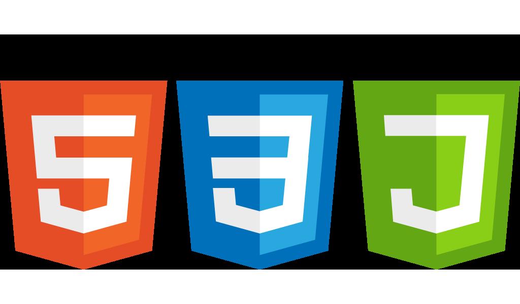 html5 css3 javascript web development logo